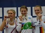 Weltmeisterin Adriana Mathis